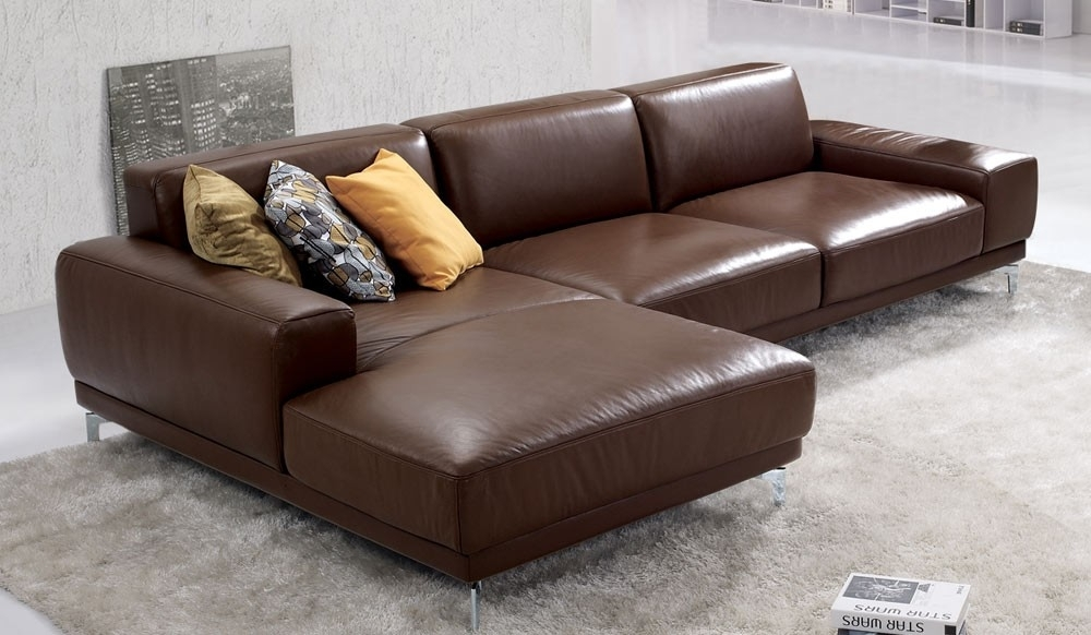 Leather Corner Sofas Delux Deco Uk In Leather Corner Sofa Leather Inside Leather Corner Sofas (Photo 8 of 10)