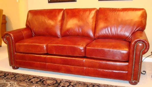 Leather Furniture Hickory Nc | Leather Sofa | Leather Sectionals For Hickory Nc Sectional Sofas (View 6 of 10)