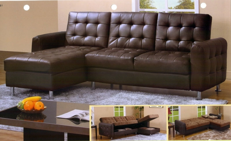 Leather Sectional Sleeper Sofa With Chaise – Tourdecarroll With Regard To Sectional Sleeper Sofas With Chaise (Image 6 of 10)