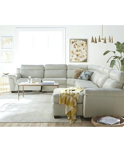 Leather Sectional Sofa With Recliner – Bikepool (View 10 of 10)