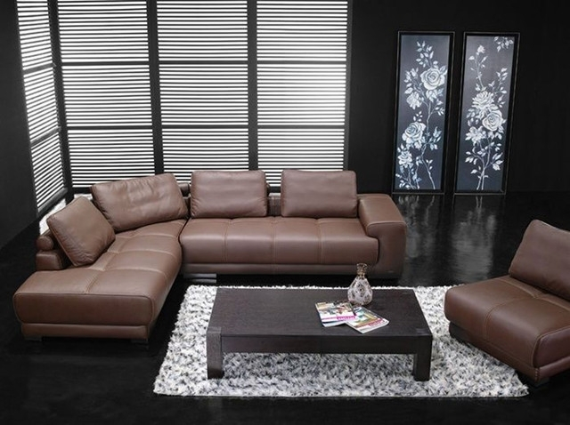 Leather Sectionals Kansas City | Home Decoration Club Inside Kansas City Sectional Sofas (Image 5 of 10)