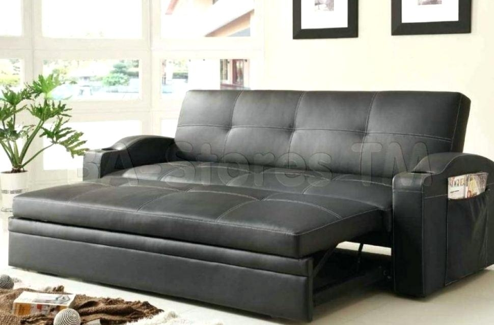 Leather Sofa Sleepers Queen Size Medium Size Of Sectional Sofas Regarding Sectional Sofas With Queen Size Sleeper (View 9 of 10)