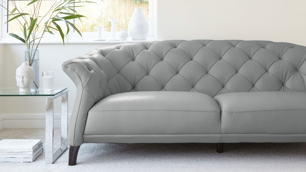 Leather Sofas Corners And Chairs Sofology Pertaining To Grey Sofa Inside Grey Sofa Chairs (Image 7 of 10)