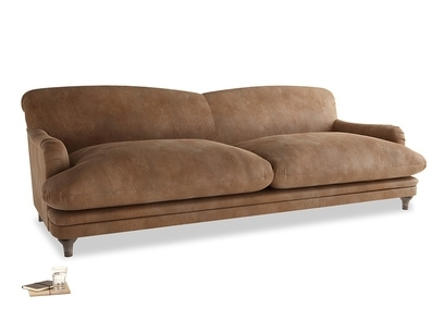 Leather Sofas | Seriously Soft Leather Sofas | Loaf In Soft Sofas (Image 8 of 10)