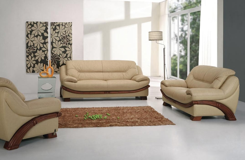 Leather Sofas Sets Throughout Lounge Sofas And Chairs (Image 9 of 10)