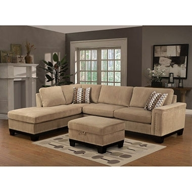 Left Hand Sectional Sofa | Jannamo Throughout Sectional Sofas At Sam's Club (Image 6 of 10)