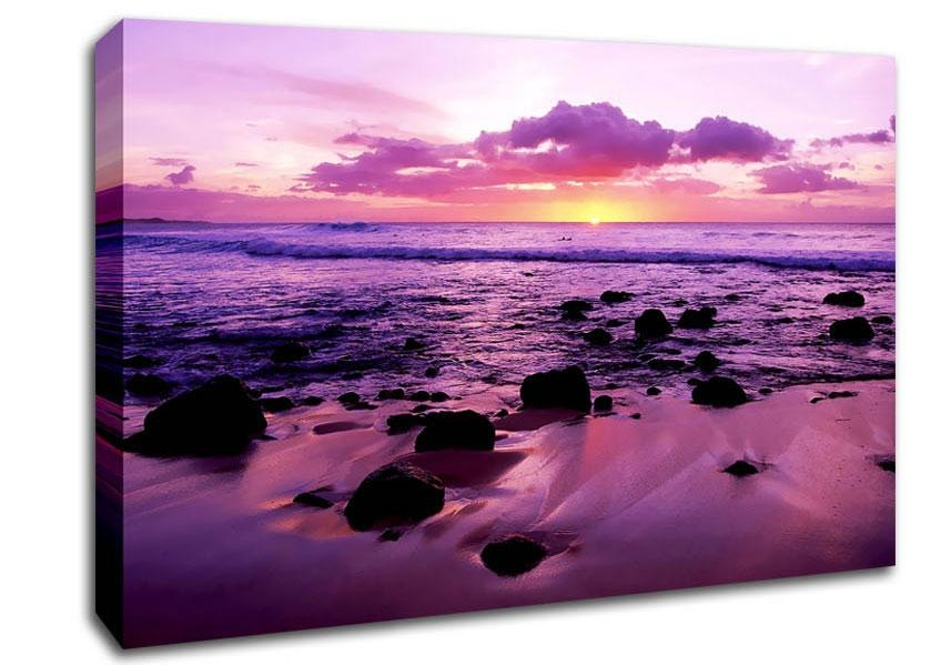 Lilac Canvas Art | Wallartdirect.co (Image 11 of 20)