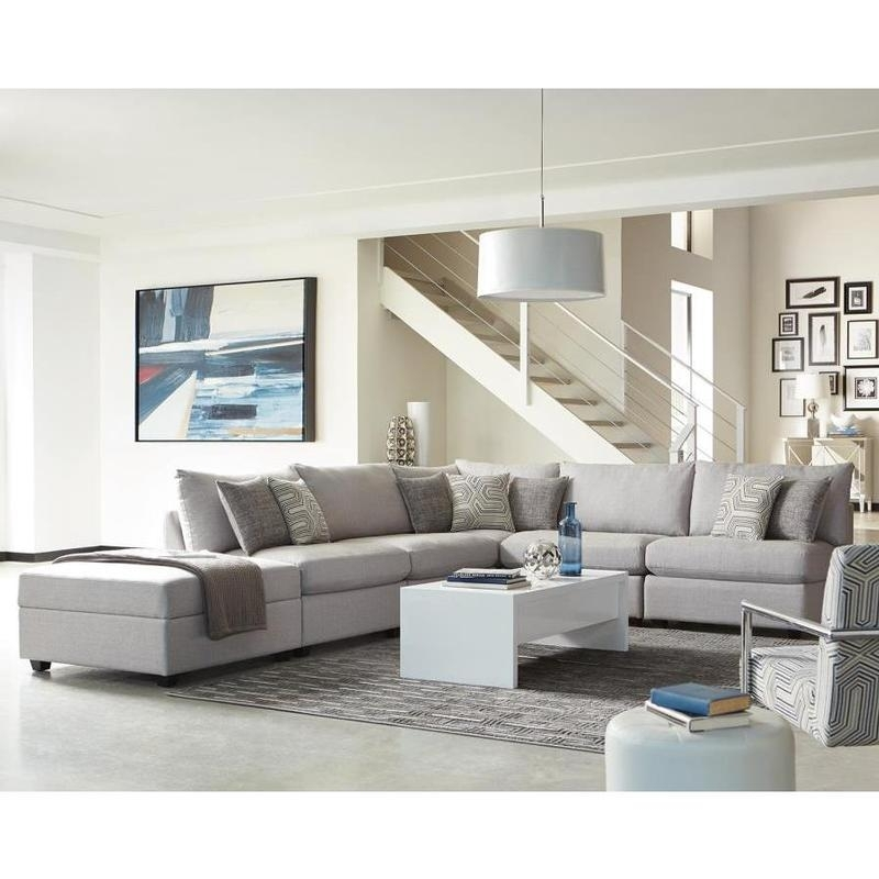 Featured Image of Charlotte Sectional Sofas