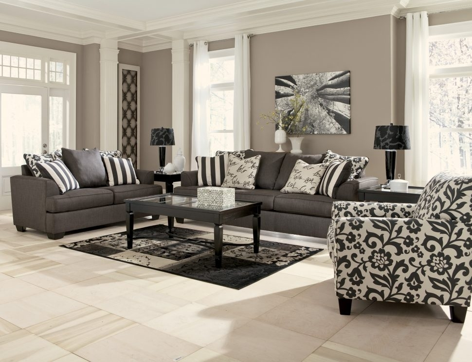 Living Room Accent Chair Set – Zhis Inside Sofa And Accent Chair Sets (Image 8 of 10)