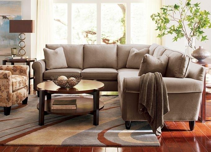 Living Room Furniture, Amalfi Sectional, Living Room Furniture Throughout Sectional Sofas At Havertys (Image 5 of 10)