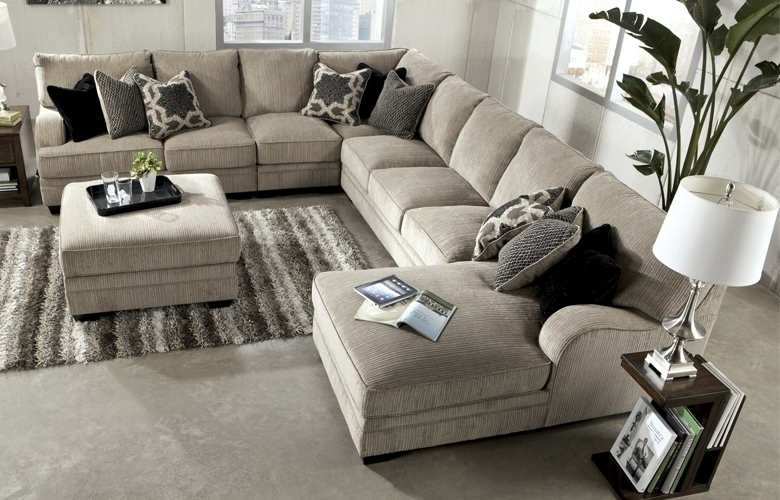 Living Room Furniture Available At Hom Furniture, Furniture Stores With Minneapolis Sectional Sofas (Image 2 of 10)