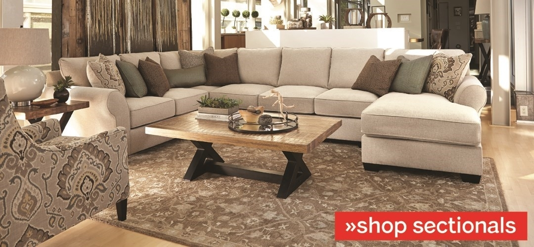 Living Room Furniture – Furniture And Appliancemart – Stevens Point Throughout East Bay Sectional Sofas (Image 7 of 10)