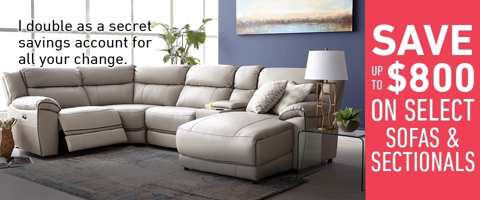 Living Room Furniture | Leon's In Nova Scotia Sectional Sofas (View 7 of 10)