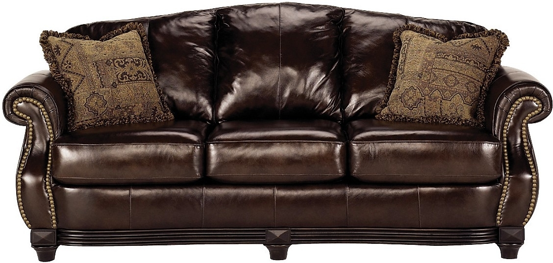 Featured Image of The Brick Leather Sofas