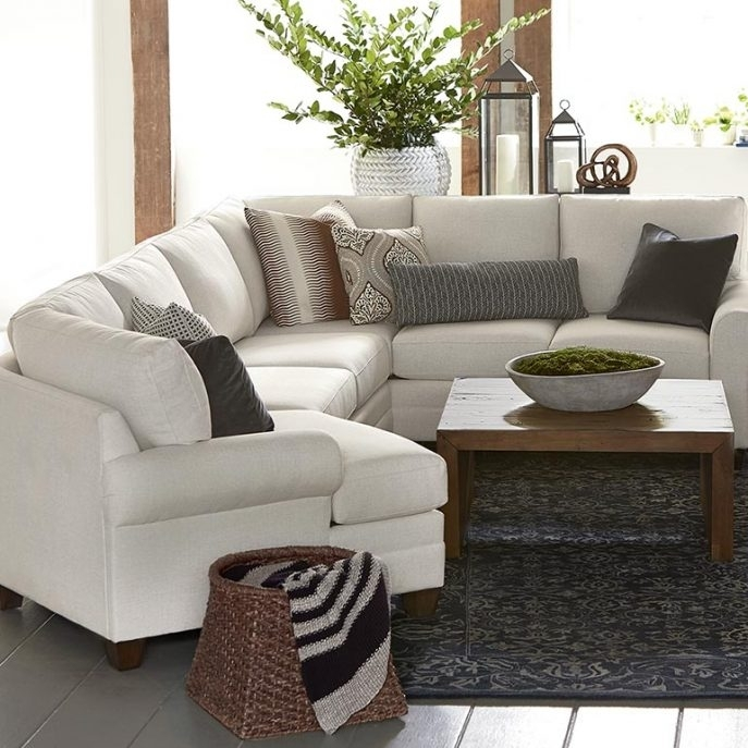 Living Room Furniture : Small Sectional Sofa Sectional Sofas Design In Sectional Sofas For Small Doorways (View 3 of 10)