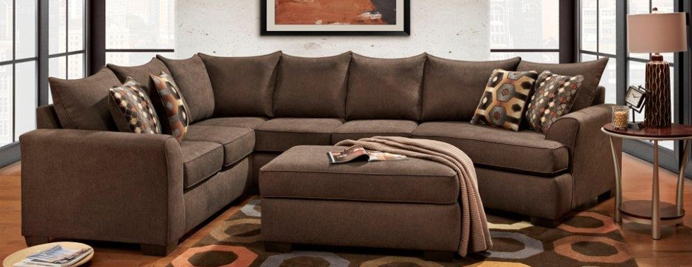 Living Room Furniture | Sofas And Sectionals | Recliners | Kansas Throughout Kansas City Mo Sectional Sofas (Image 7 of 10)