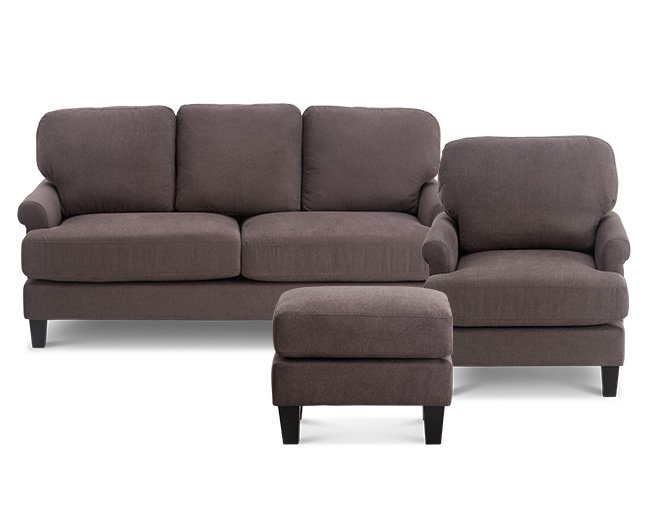 Living Room Furniture, Sofas & Sectionals | Furniture Row With Furniture Row Sectional Sofas (Image 6 of 10)