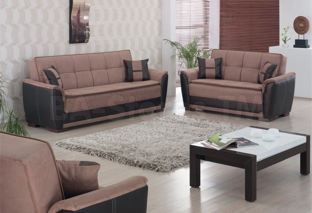 Living Room: Microsuede Sectional – 23 – Microsuede Sectional Inside Sectional Sofas At Barrie (View 3 of 10)