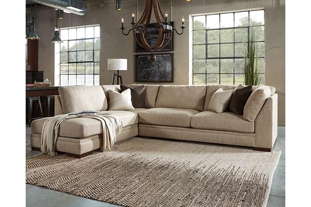 Living Room : Sectional Sofa Gray Sectional Sofa Green Sectional Regarding Gatineau Sectional Sofas (Image 7 of 10)