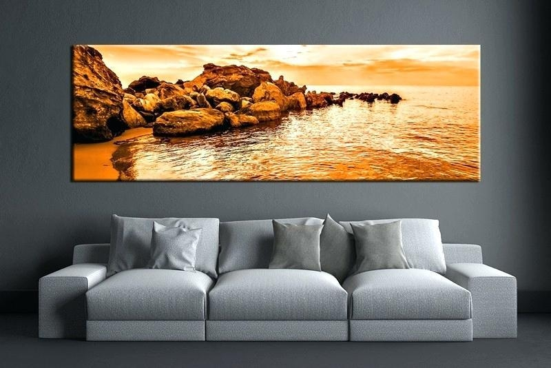 Featured Image of Living Room Canvas Wall Art