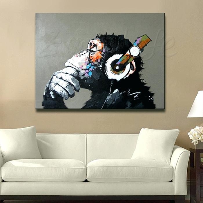Living Room Wall Canvas – Ironweb (Image 14 of 20)