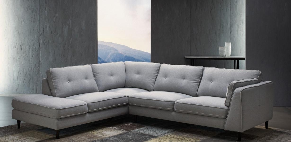 Lounges & Sofas | Nick Scali Furniture Regarding Leather Lounge Sofas (View 10 of 10)