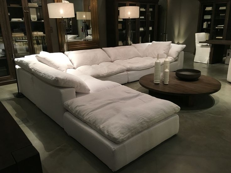 Lovable Comfortable Sofas And Chairs Restoration Hardware Sectional Pertaining To Comfortable Sofas And Chairs (Image 6 of 10)