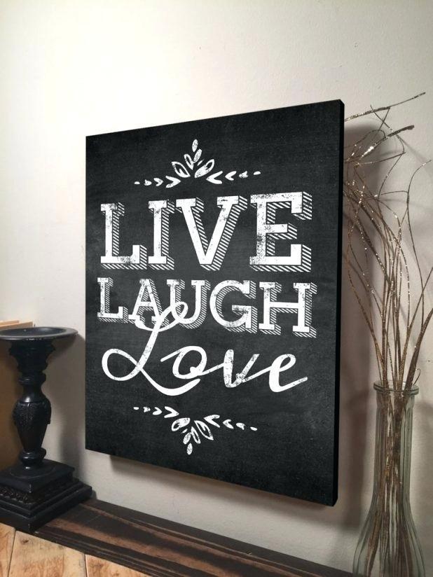 Love Canvas Wall Art Love Bird Canvas Art – Bestonline Inside Live Laugh Love Canvas Wall Art (Image 13 of 20)