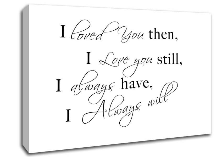 Love Quotes Canvas Art | Wallartdirect.co (Image 12 of 20)