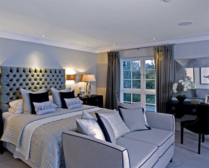 Lovely Bedroom Interiors With Sofas And Couches – Full Home Living In Bedroom Sofas (Image 6 of 10)