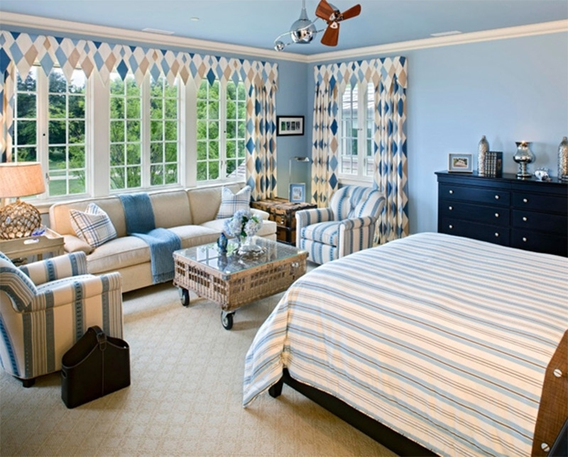 Lovely Bedroom Interiors With Sofas And Couches – Full Home Living Within Bedroom Sofas And Chairs (Image 6 of 10)