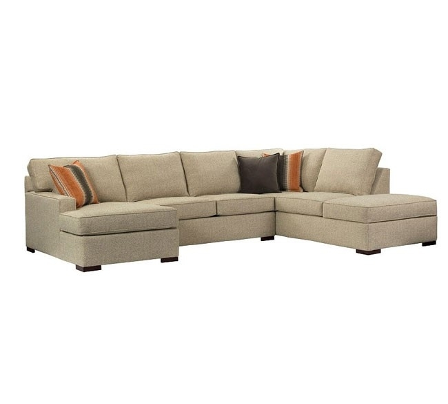 Lovely Broyhill Sectional Sofa Costco – Buildsimplehome In Broyhill Sectional Sofas (Image 6 of 10)