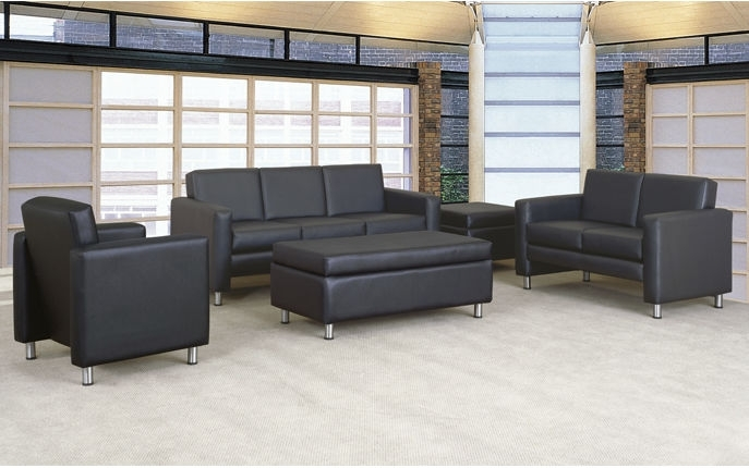 Lovely Office Furniture Sofa Sofas And Chairs Uk Bed Table Design Within Office Sofas And Chairs (Image 3 of 10)