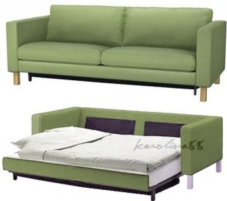 Loveseat Sleeper Sofa Ikea Living Room Wingsberthouse Ikea Chic Sofa Intended For Ikea Loveseat Sleeper Sofas (Image 8 of 10)