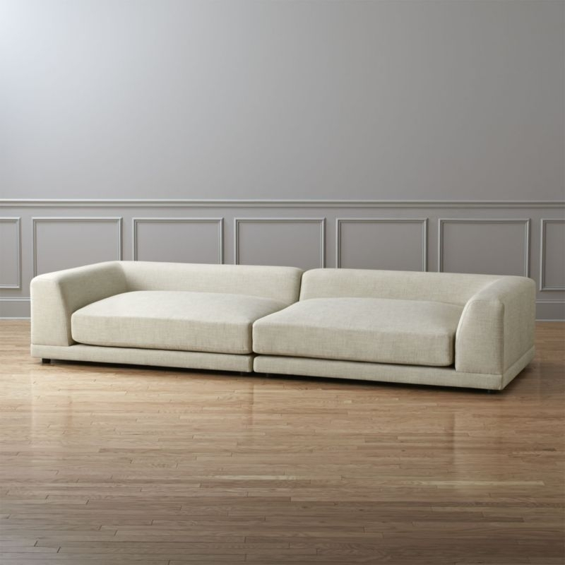 Low Sofas Sofas Low Profile Sofas – Smart Furniture Inside Low Sofas (Image 6 of 10)