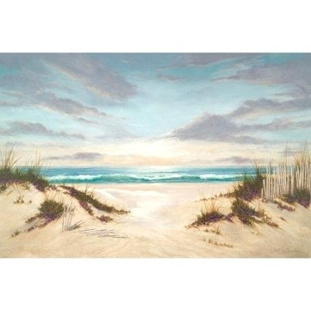Lush Images Beach Art Ideas Exquisite Ideas Beach Wall Art Canvas Pertaining To Canvas Wall Art At Walmart (View 8 of 20)