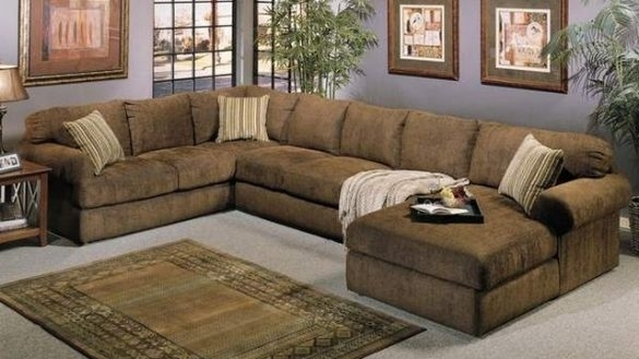 Luxurious Amazing Of Sectional Sofa With Ottoman Best Ideas About Throughout Sectional Sofas At Big Lots (Image 6 of 10)