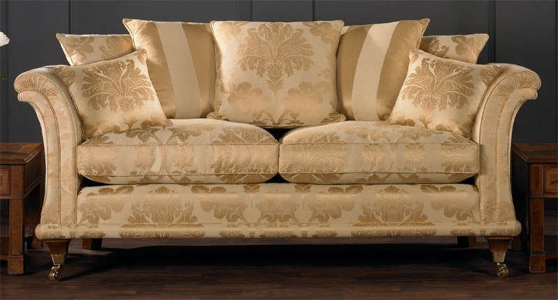 Luxury Amalfi Sofa With Regard To Luxury Sofas (Image 3 of 10)