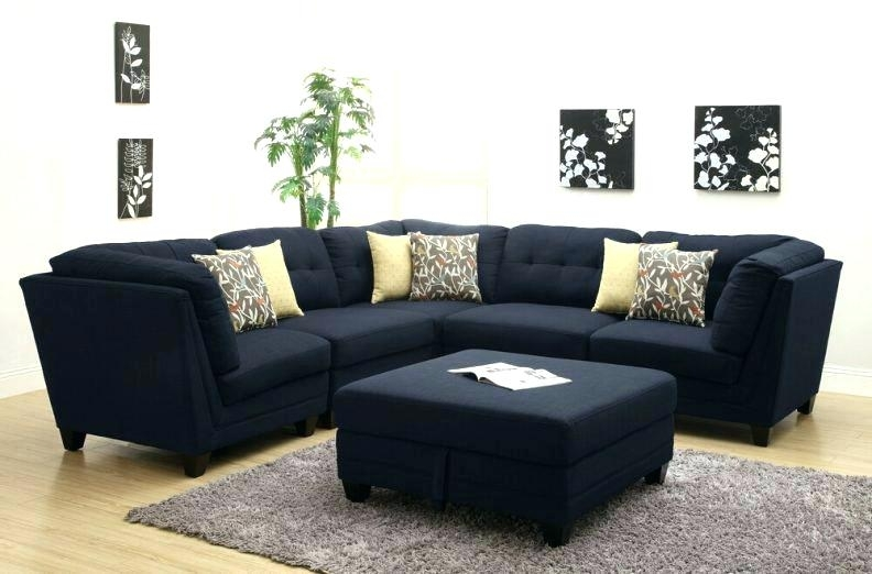Luxury Sectional Sofa Fabric And Sectional Sofas Fabric Black Fabric Within Jedd Fabric Reclining Sectional Sofas (Image 10 of 10)