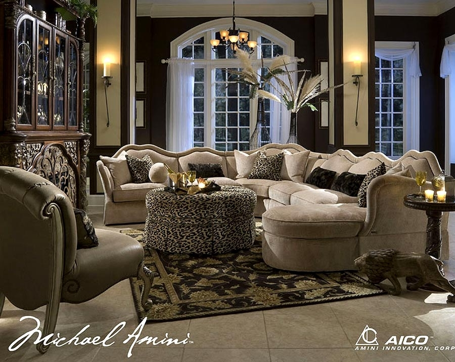 Luxury Sectionals Sectional Sofa Design High End Luxury Sectional In High End Sectional Sofas (View 2 of 10)