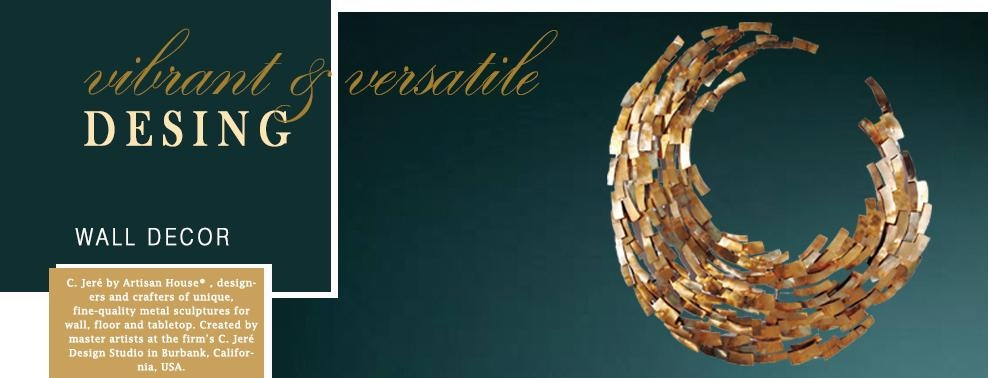 Luxury Wall Decor | Metal Wall Art In India | Just For Decor Regarding India Abstract Metal Wall Art (Image 6 of 20)