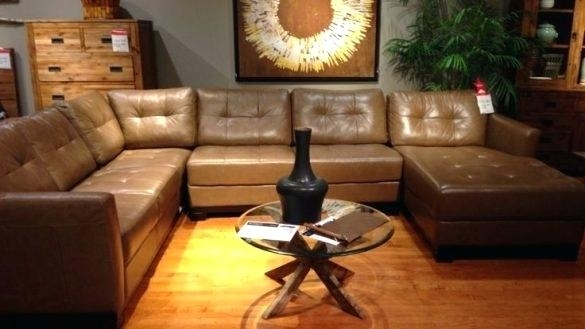 Macys Leather Sectional Sofa | Adrop Pertaining To Macys Leather Sectional Sofas (Image 3 of 10)
