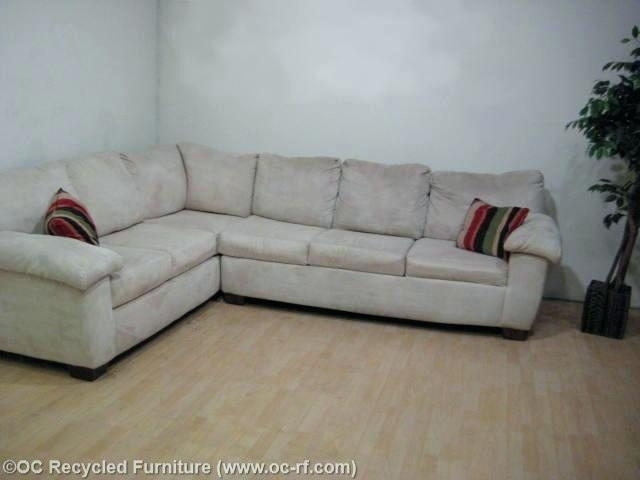 Magnificent Used Sectional Sofas For Home Design – Rewardjunkie (Image 3 of 10)