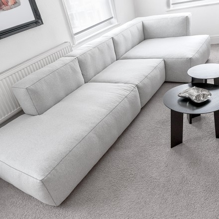 Mags Soft Sofa Configuration 01Hay | Cloern Living Room Throughout Soft Sofas (Image 9 of 10)