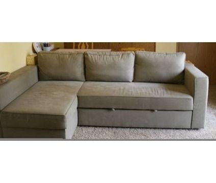 Manstad Sectional Sofa Bed & Storage From Ikea – Trubyna With Manstad Sofas (View 10 of 10)