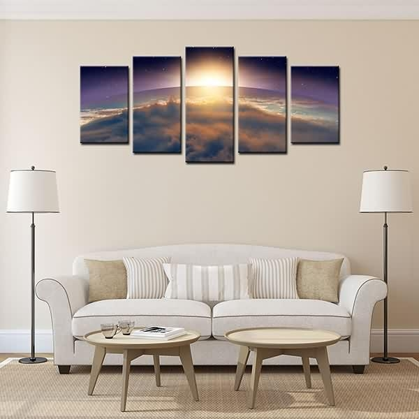 Manufactur Standard Framed Wall Art For Home Decor Sun On Earth Throughout Cape Town Canvas Wall Art (Image 15 of 20)