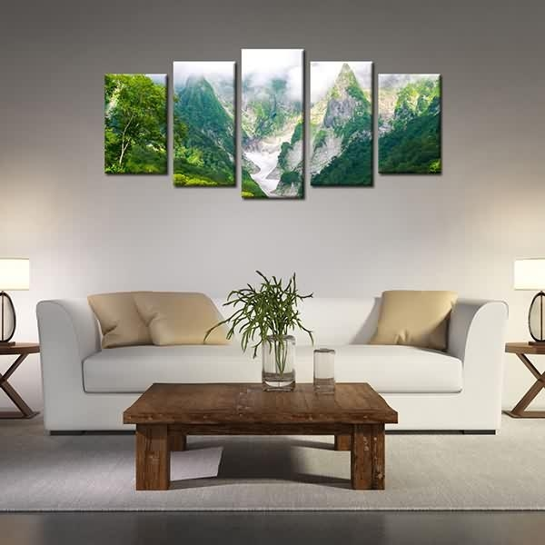 Massive Selection For Framed Landscape Canvas Print Green Mountain In Ottawa Canvas Wall Art (Image 11 of 20)