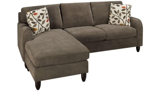 Max Home – Sorrento – 2 Piece Sectional – Jordan's Furniture | For In Jordans Sectional Sofas (Image 7 of 10)