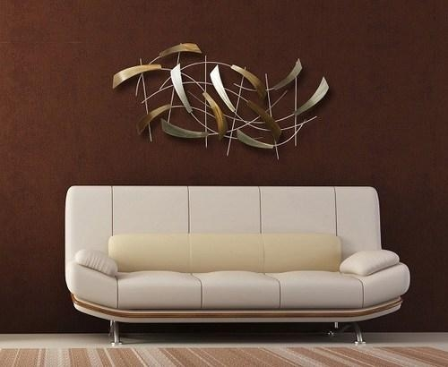 Metal Wall Art At Rs 25000 Piece Iscon Cross Road Ahmedabad With Throughout India Abstract Metal Wall Art (Image 8 of 20)