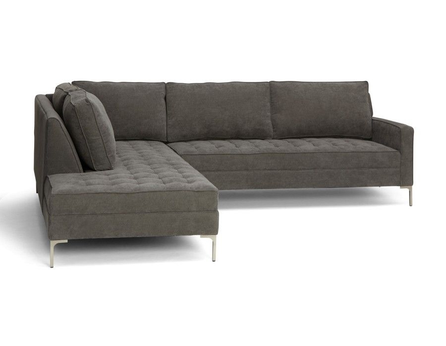 Miami Sectional Sofa Left | Living Rooms, Basements And Room With Regard To Eco Friendly Sectional Sofas (Image 7 of 10)